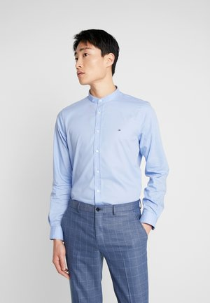 POPLIN BAND COLLAR SLIM  FIT - Camicia - blue