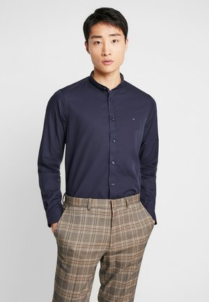 POPLIN BAND COLLAR SLIM  FIT - Overhemd - blue
