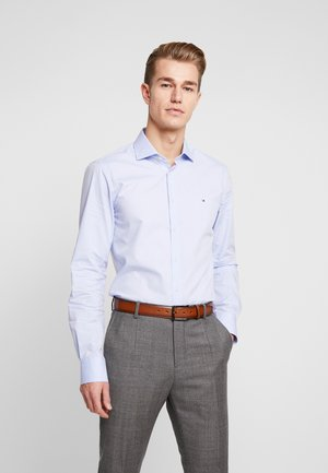 DOBBY DESIGN CLASSIC SLIM FIT - Formal shirt - blue