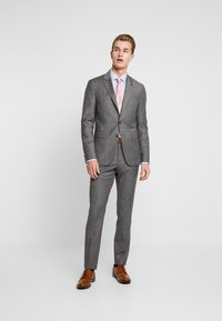Tommy Hilfiger Tailored - DOBBY DESIGN CLASSIC SLIM FIT - Formální košile - blue - 1