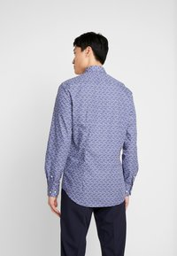 Tommy Hilfiger Tailored - FLORAL PRINT CLASSIC SLIM FIT - Overhemd - blue - 2