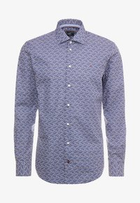 Tommy Hilfiger Tailored - FLORAL PRINT CLASSIC SLIM FIT - Overhemd - blue - 3