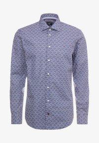 Tommy Hilfiger Tailored - FLORAL PRINT CLASSIC SLIM FIT - Košile - blue - 3