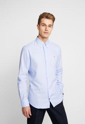 DOBBY SLIM FIT  - Koszula biznesowa - blue