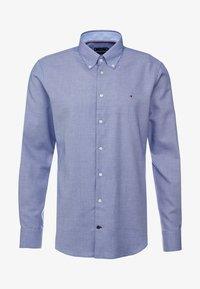 Tommy Hilfiger Tailored - DOBBY SLIM FIT  - Formální košile - blue - 3