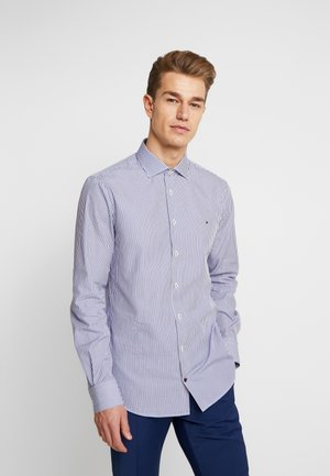 POPLIN STRIPE CLASSIC SLIM SHIRT - Formal shirt - blue