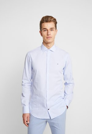 POPLIN STRIPE CLASSIC SLIM SHIRT - Formal shirt - blue
