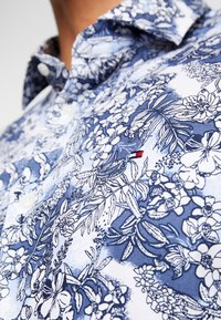 Tommy Hilfiger Tailored - MACRO FLORAL CLASSIC SLIM FIT - Košile - blue - 6