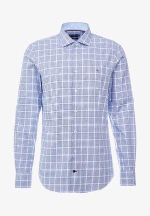 CHECK CLASSIC SLIM FIT  - Formální košile - blue