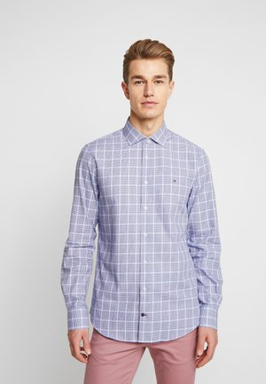 CHECK CLASSIC SLIM FIT  - Zakelijk overhemd - blue