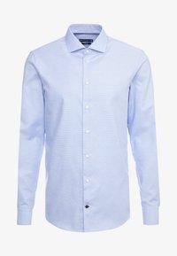 Tommy Hilfiger Tailored - DOBBY CLASSIC SLIM FIT  - Formální košile - blue - 4