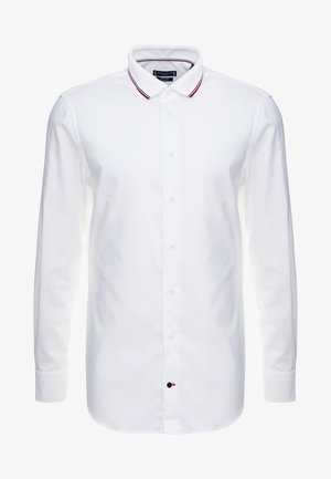 COLLAR CLASSIC SHIRT REGULAR FIT - Kostymskjorta - white