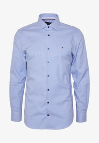 Tommy Hilfiger Tailored - HOUNDSTOOTH CLASSIC SLIM  - Formal shirt - blue - 4