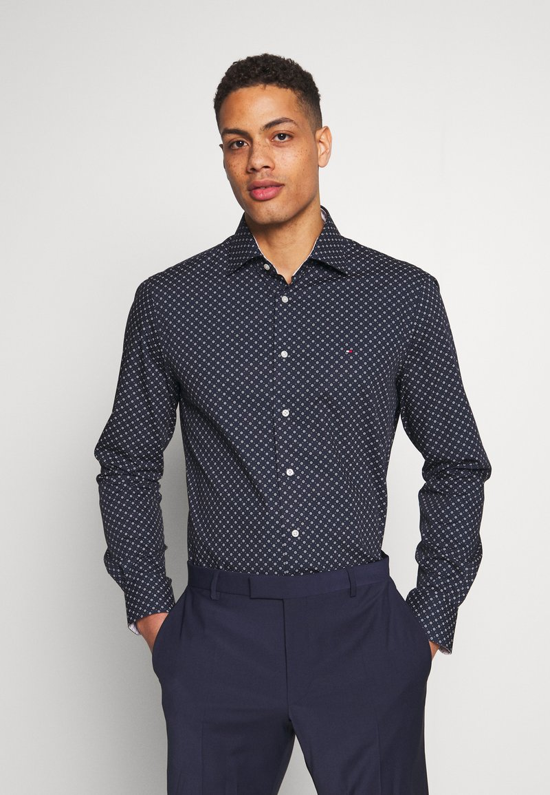 Tommy Hilfiger Tailored - CLASSIC SHIRT - Camicia - blue