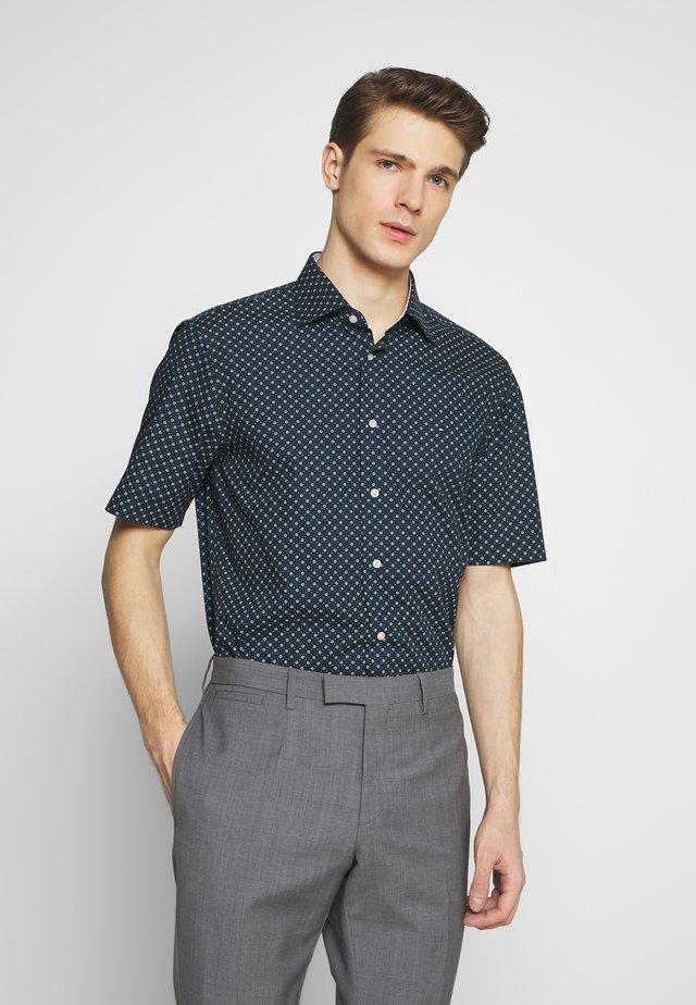 PRINT CLASSIC - Shirt - blue