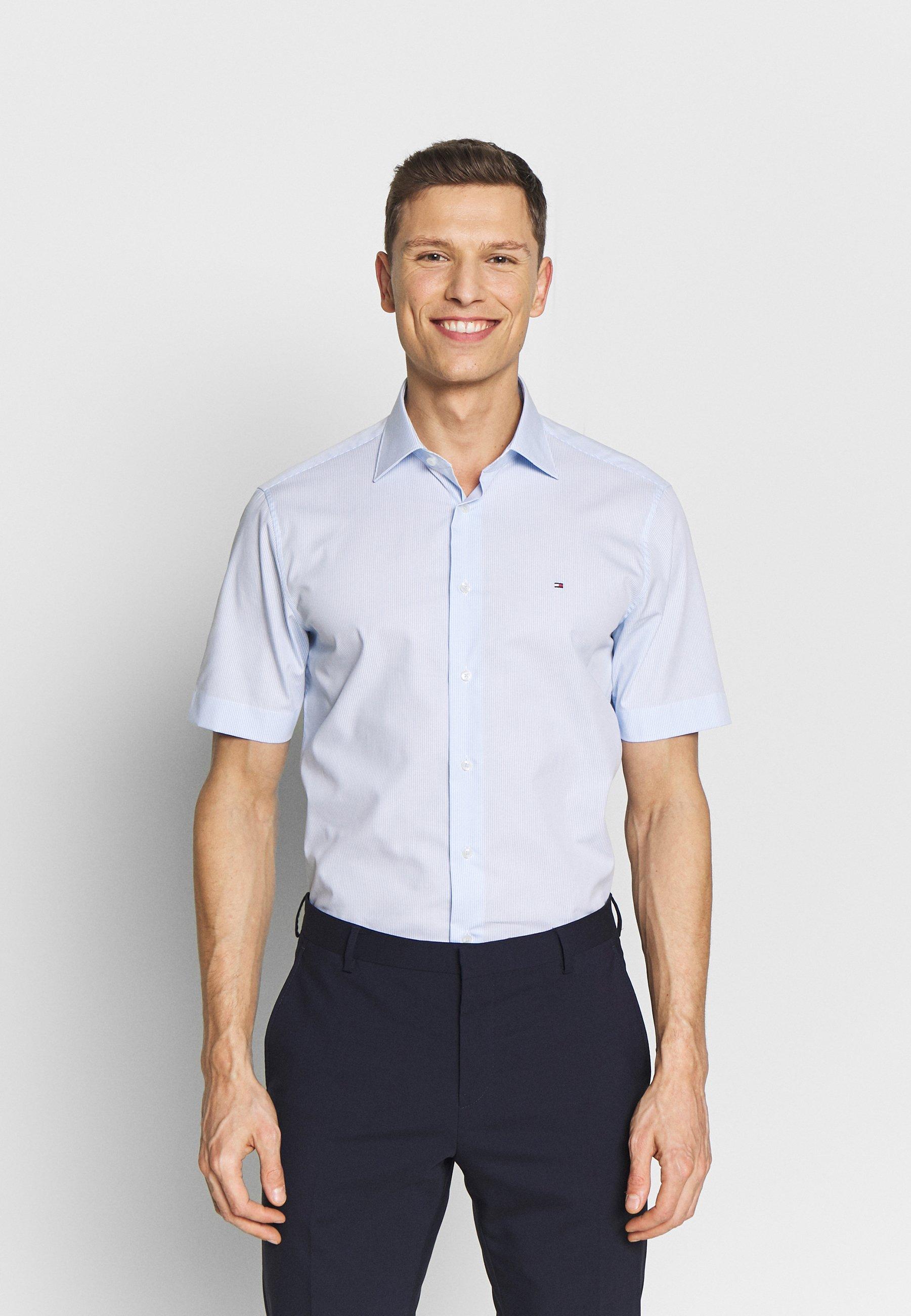 Tommy Hilfiger Tailored STRIPE CLASSIC - Koszula - blue
