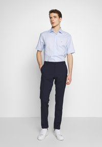 Tommy Hilfiger Tailored - DOBBY CLASSIC - Camicia - blue - 1
