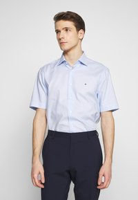 Tommy Hilfiger Tailored - DOBBY CLASSIC - Camicia - blue - 0