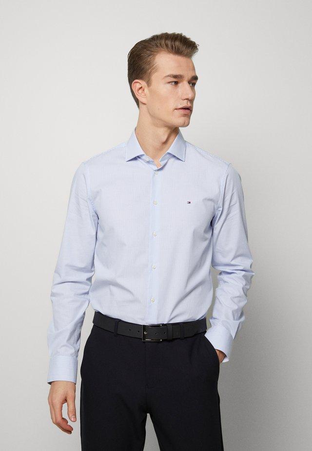 STRIPE CLASSIC SLIM - Formal shirt - blue