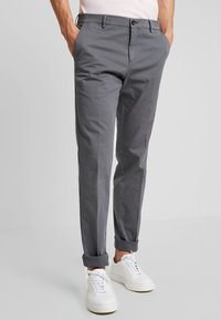 Tommy Hilfiger Tailored - Chino - grey - 0