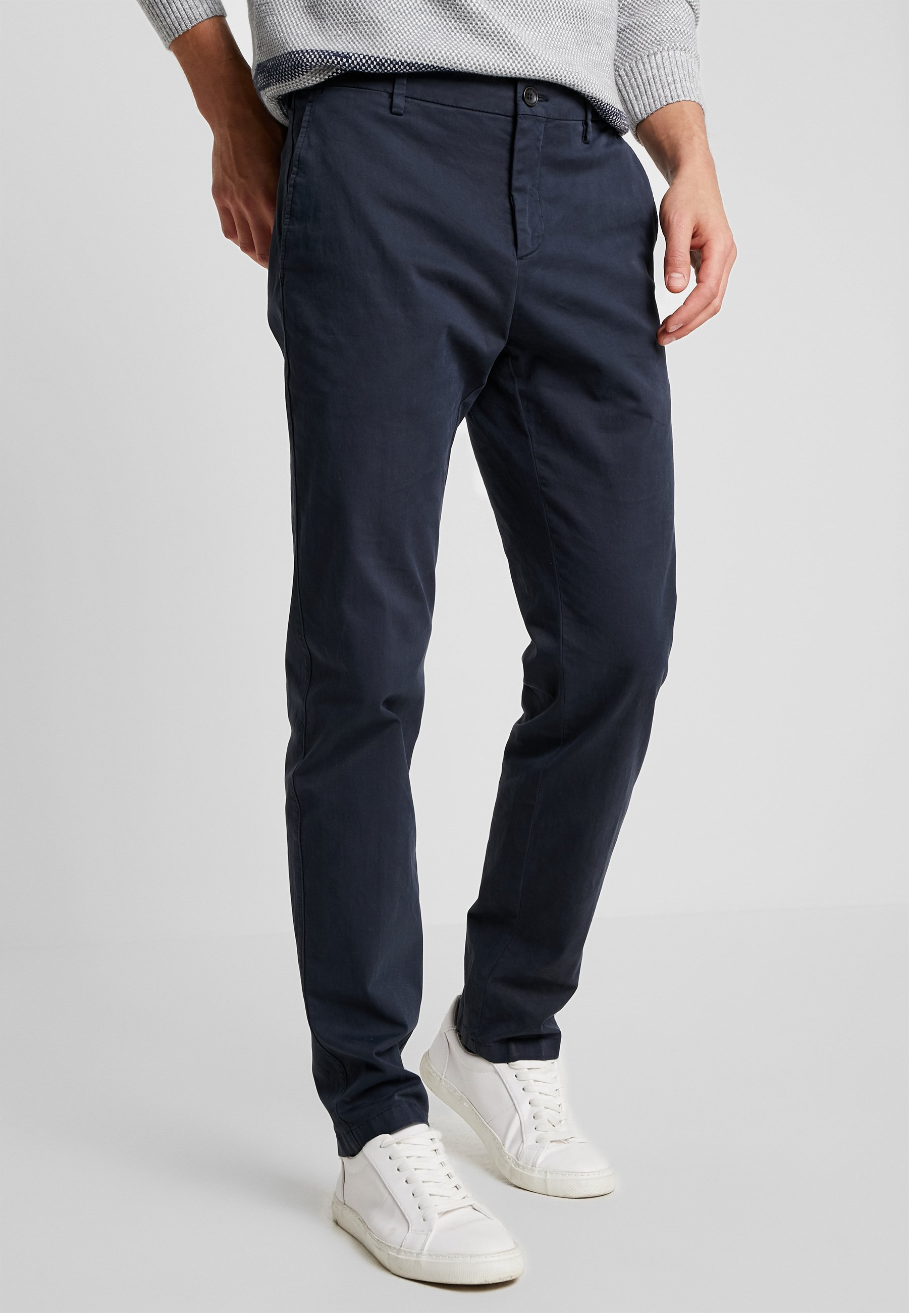 Tommy Hilfiger Tailored Chinos - Navy