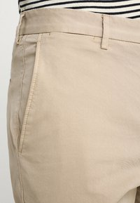 Tommy Hilfiger Tailored - STRETCH SLIM FIT PANTS - Chinos - beige - 3