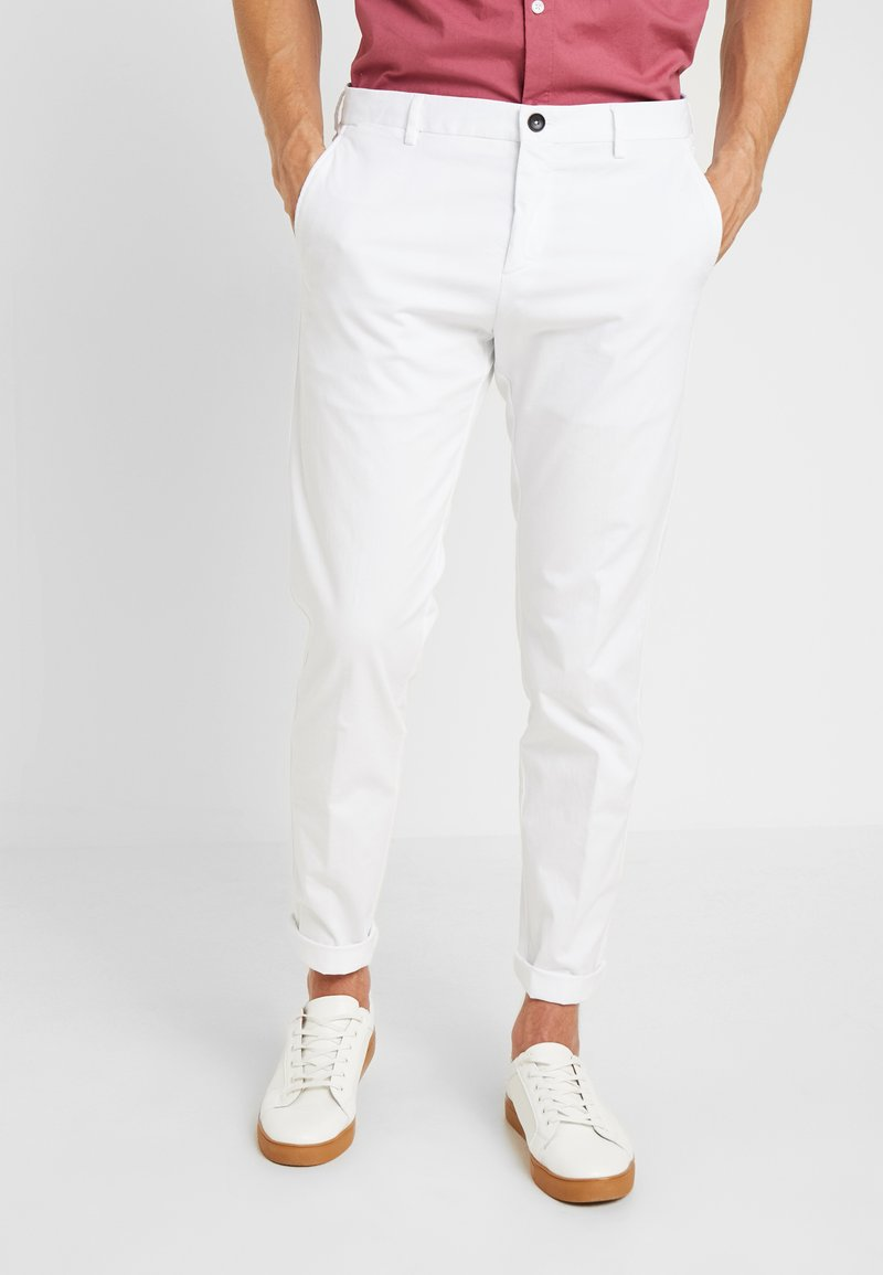 Tommy Hilfiger Tailored - PANTS - Chinos - white