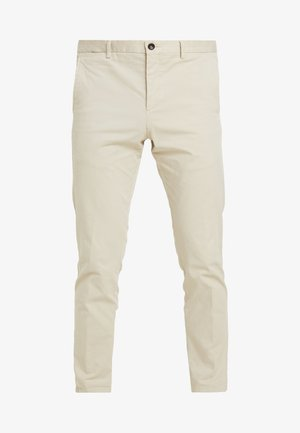 PANTS - Pantalones chinos - beige