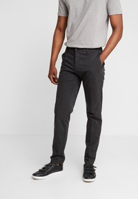 Tommy Hilfiger Tailored - PANTS - Chino - black - 0