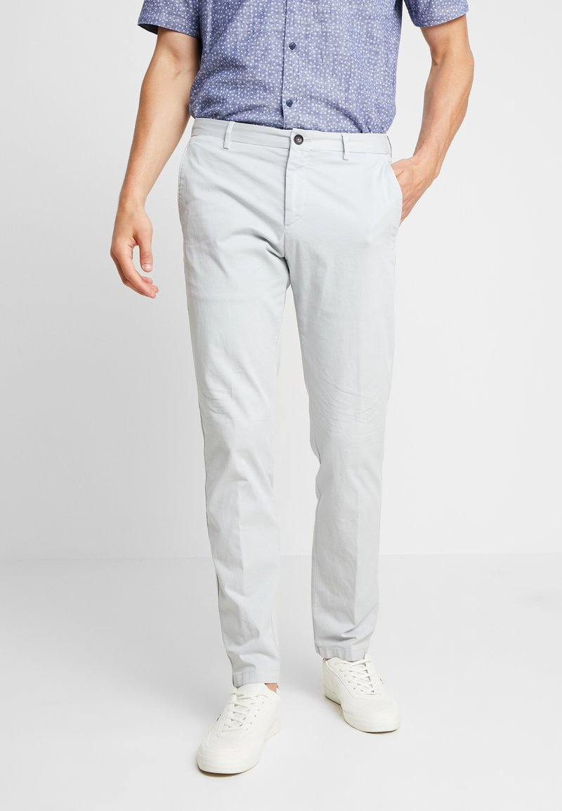 Tommy Hilfiger Tailored - PANTS - Chinosy - grey