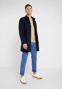 Tommy Hilfiger Tailored - PANTS - Pantalones chinos - royal blue - 1