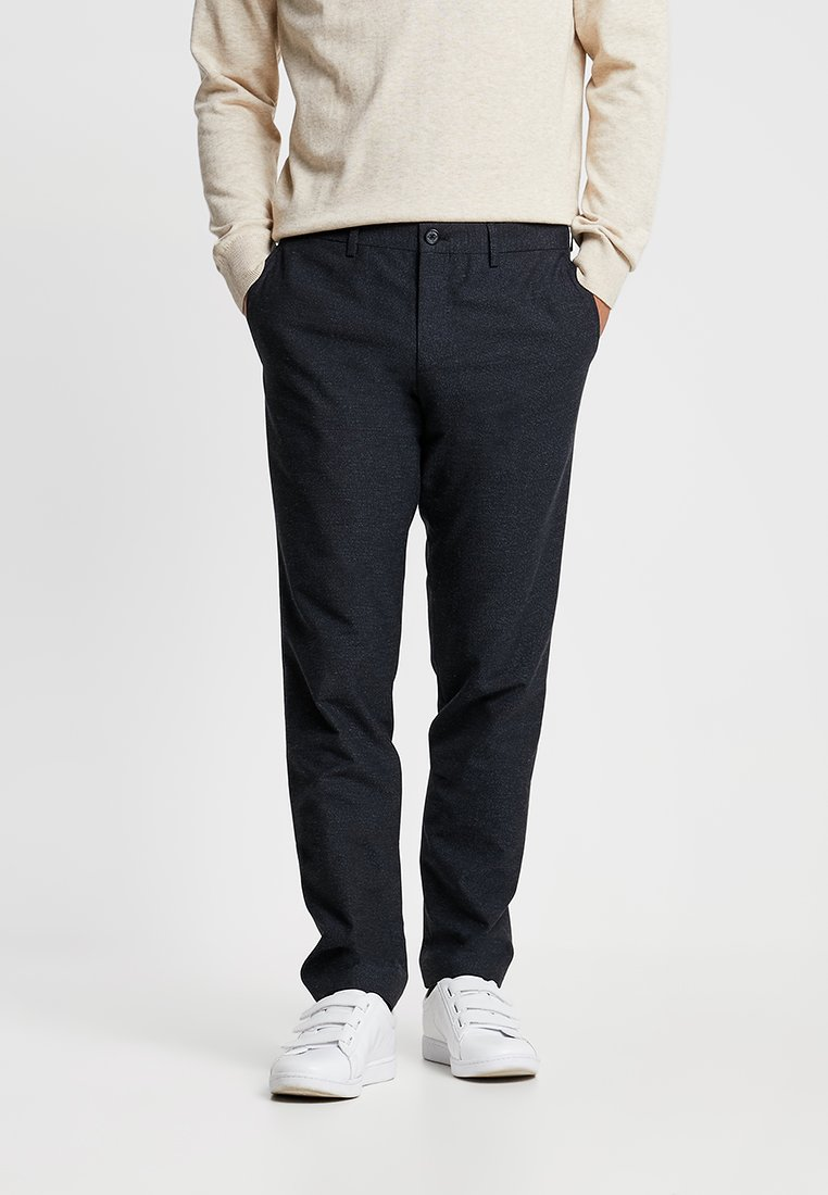 Tommy Hilfiger Tailored - EXTRA PANTS - Tygbyxor - blue
