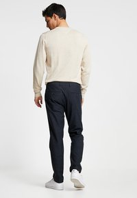 Tommy Hilfiger Tailored - EXTRA PANTS - Tygbyxor - blue - 2