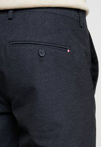 Tommy Hilfiger Tailored - EXTRA PANTS - Tygbyxor - blue - 5