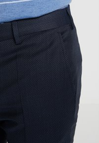 Tommy Hilfiger Tailored - FLEX STRUCTURE PANTS - Tygbyxor - blue - 3