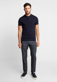Tommy Hilfiger Tailored - BLEND PANTS - Bukse - dark blue - 1