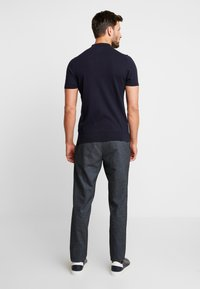 Tommy Hilfiger Tailored - BLEND PANTS - Bukse - dark blue - 2