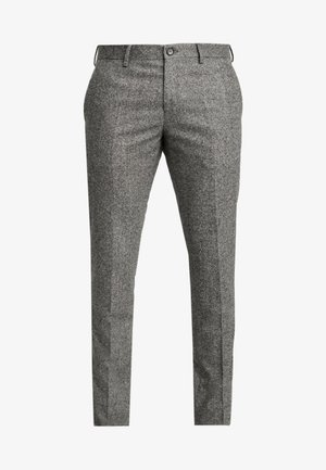 BLEND PANTS - Trousers - grey