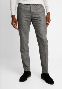 Tommy Hilfiger Tailored - BLEND PANTS - Broek - grey - 0