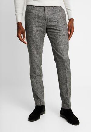 BLEND PANTS - Stoffhose - grey