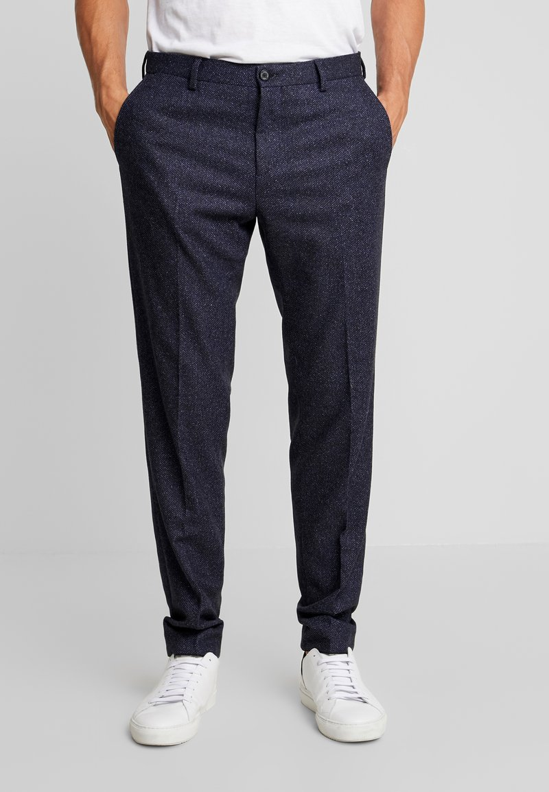 Tommy Hilfiger Tailored - Stoffhose - blue