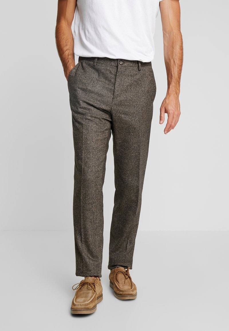 Tommy Hilfiger Tailored - Trousers - brown