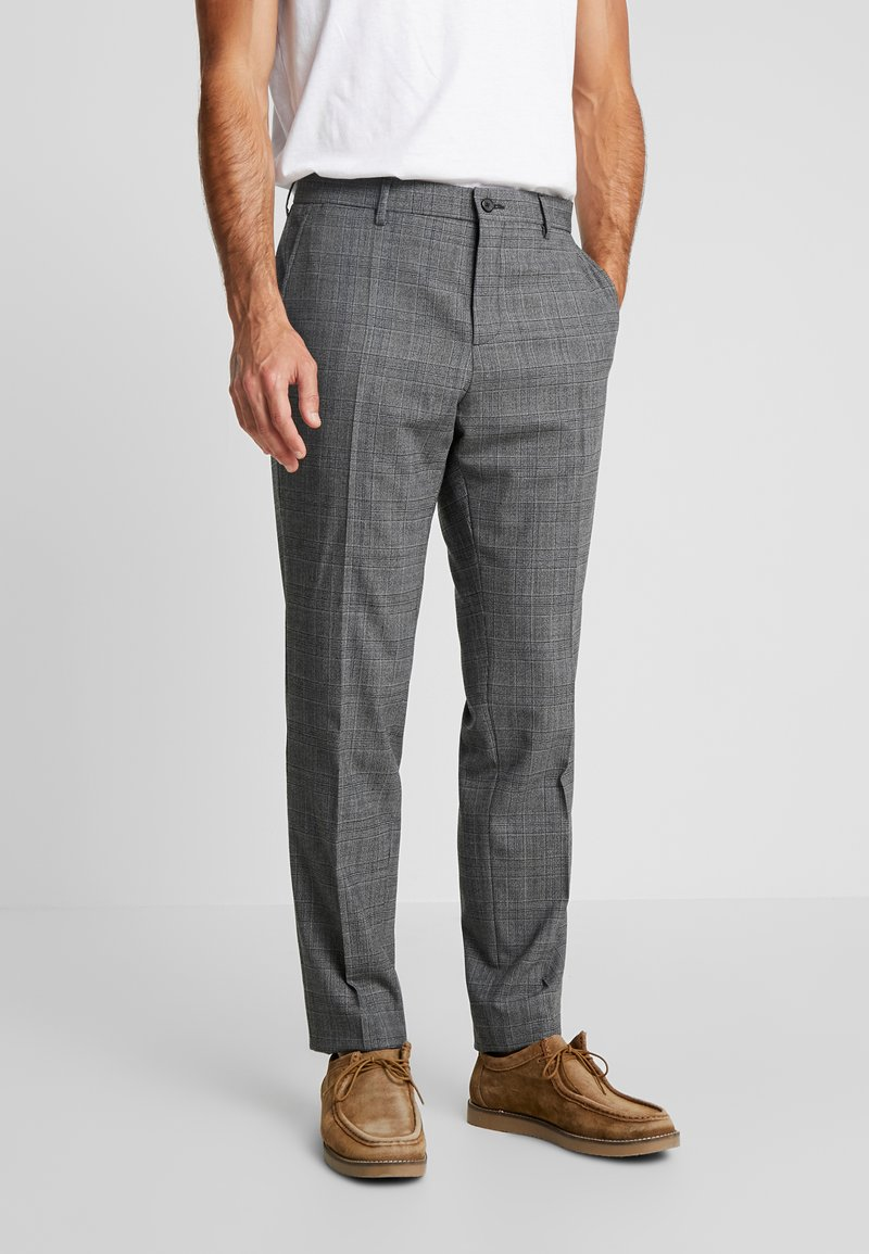 Tommy Hilfiger Tailored - Trousers - black
