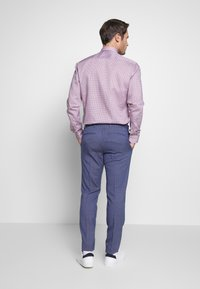 Tommy Hilfiger Tailored - SLIM FIT FLEX PANT  - Suit trousers - blue - 2