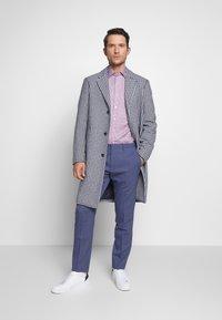 Tommy Hilfiger Tailored - SLIM FIT FLEX PANT  - Suit trousers - blue - 1