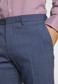 Tommy Hilfiger Tailored - SLIM FIT FLEX PANT  - Suit trousers - blue - 5