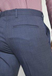 Tommy Hilfiger Tailored - SLIM FIT FLEX PANT  - Suit trousers - blue - 3