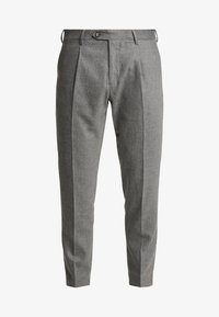Tommy Hilfiger Tailored - PLEATED FLEX PANT - Kalhoty - grey - 5