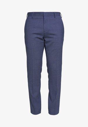 SLIM FIT FLEX - Kalhoty - blue