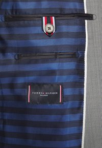 Tommy Hilfiger Tailored - SUIT SLIM FIT - Oblek - grey - 7